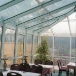 Restaurant Sonnenschutzfolien